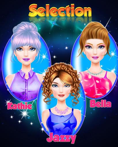 Girl Style Dress up Glamorous Free cheat screenshots 2