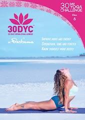 Dashama Konah Gordon - 30DYC: 30 Day Yoga Challenge With Dashama Disc 6