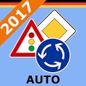 Auto - Führerschein 2017 icon