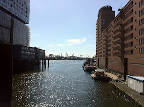 Photo: Hafen City