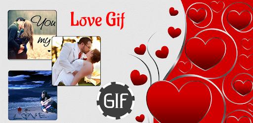 Love 3D GIF like heart, Stars, Flower, Valentine, Romantic, Friend, quotes.