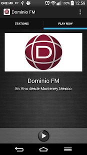 Dominio FM- screenshot thumbnail