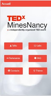 TEDx Mines Nancy- screenshot thumbnail