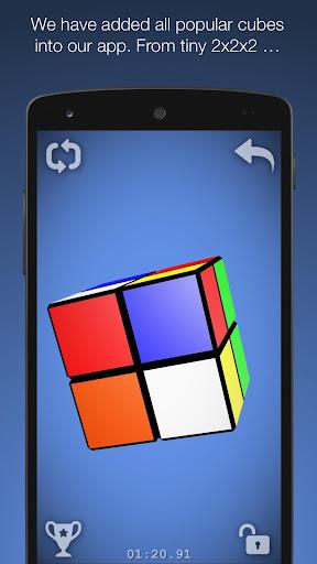Magic Cube Puzzle 3D 1.13.1 screenshots 3