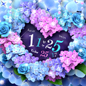 Hydrangea LiveWallpaper Trial icon