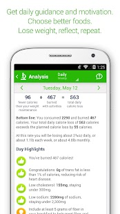 Calorie Counter PRO MyNetDiary- screenshot thumbnail