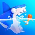 Word Shark 3D icon