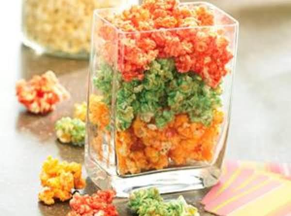 Popcorn Crunch-with Jello Recipe