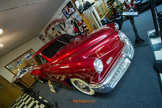 Photo: The original 1948 Tucker Concept car used in the movie.