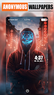 😈Anonymous Wallpapers HD😈 Hackers Wallpapers 4K Apk Download For Android 3