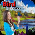 Bird Cut Paste Photo Editor icon