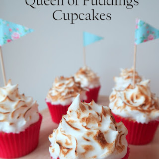 Queen Of Puddings Dessert Recipes