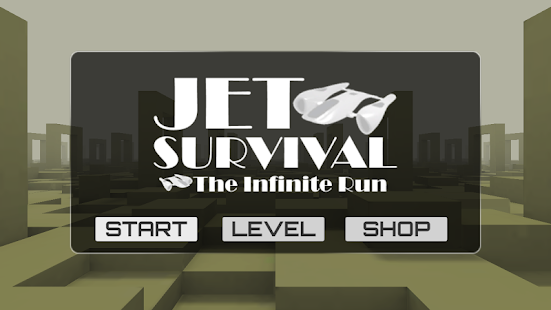 Jet Survival - The Infinite Run - náhled