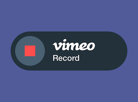 Vimeo Record - Screen & Webcam Recorder