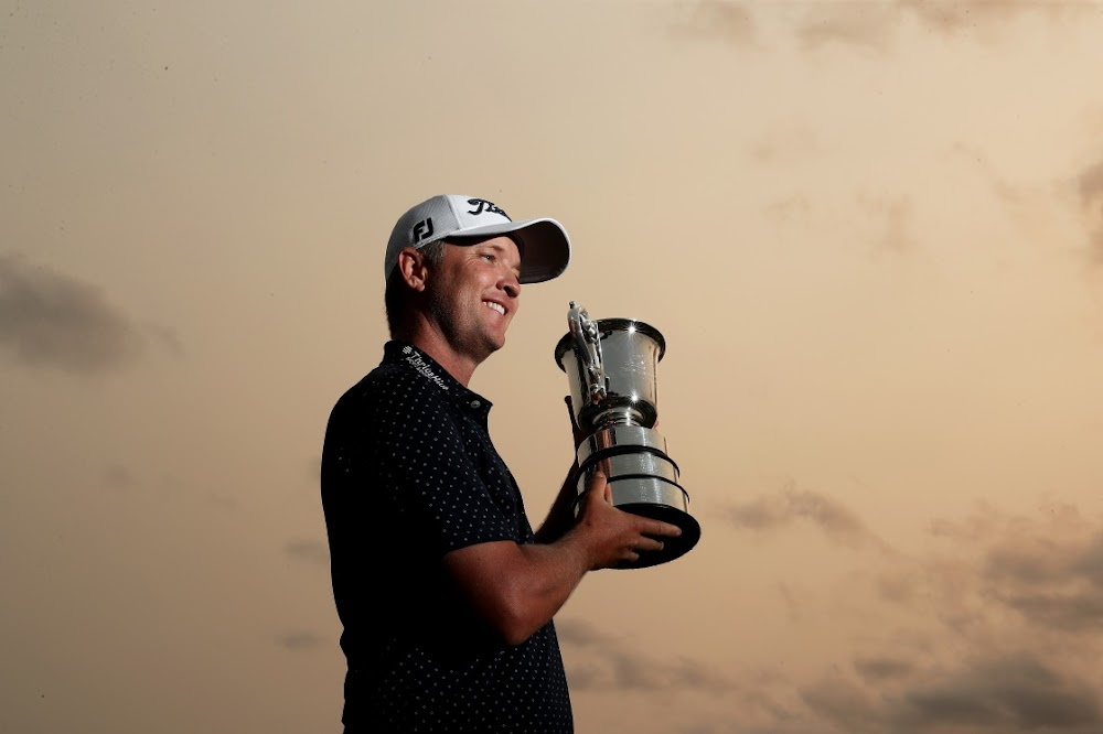 Matt Jones holds off Louis Oosthuizen to win Australian Open