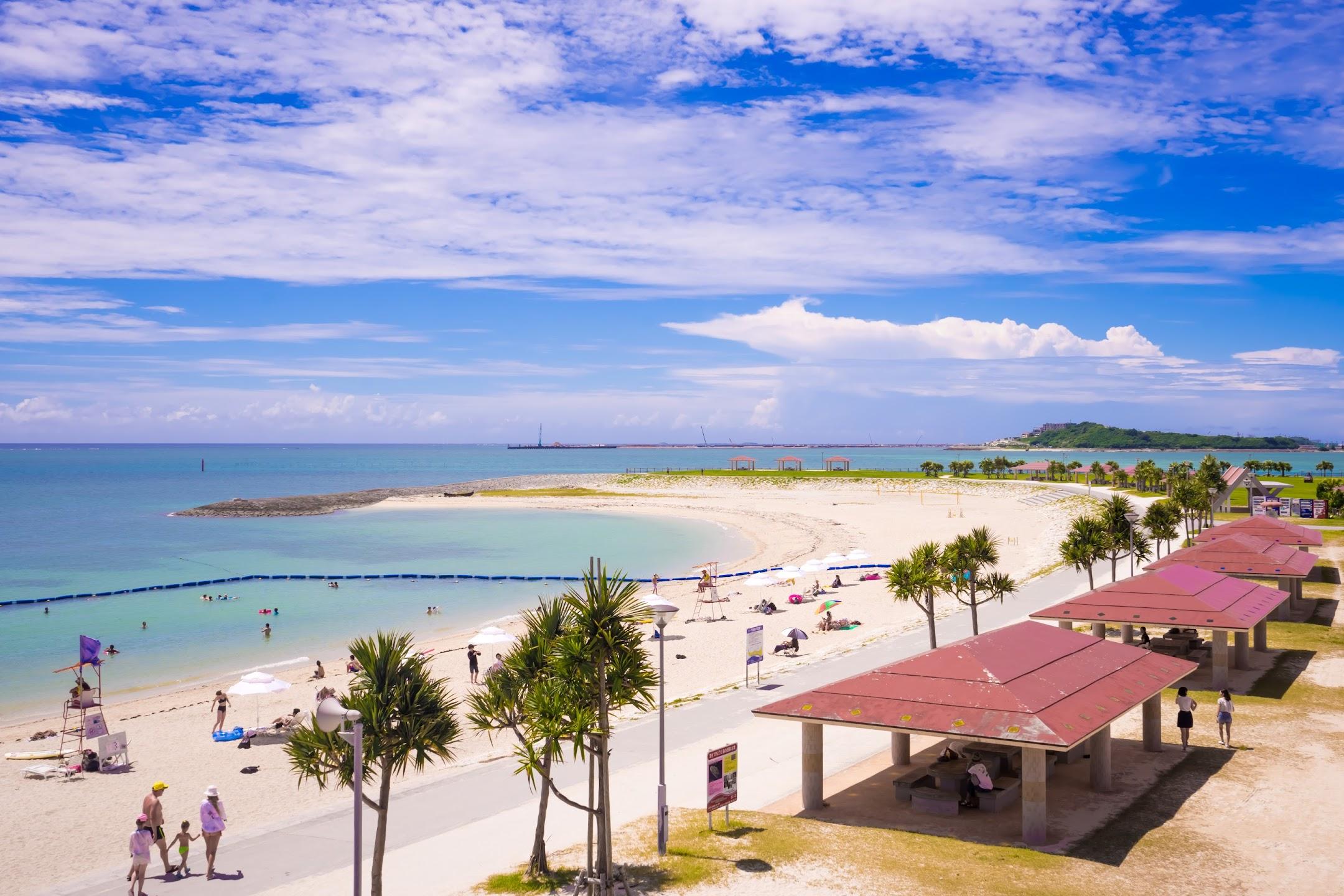 沖縄 美らSUNビーチ3