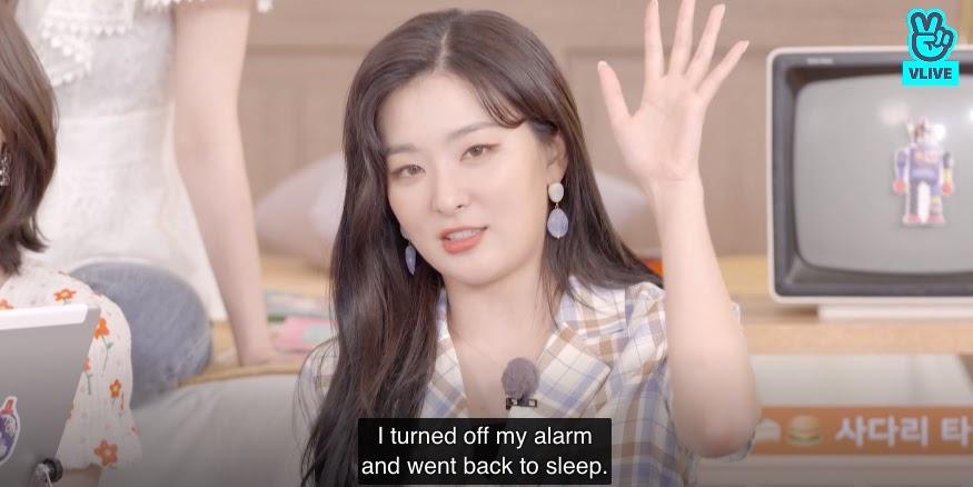 Red Velvet Seulgi's TMI/s
