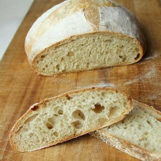 Crusty Artisanal Bread