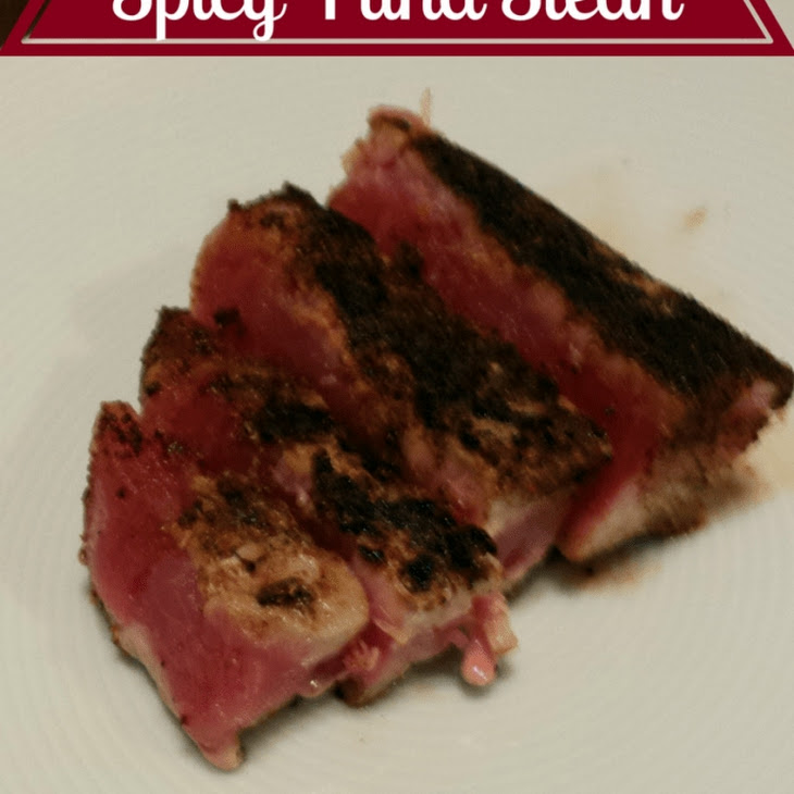Spicy Tuna Steak Recipe