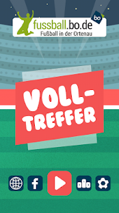 Volltreffer by fussball.bo.de – Miniaturansicht des Screenshots