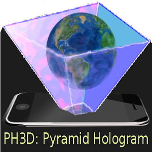 PH3D: Pyramid Hologram Real3D for PC and MAC