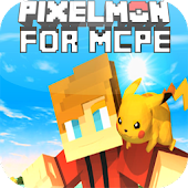 Pixelmon GO MOD For MCPE