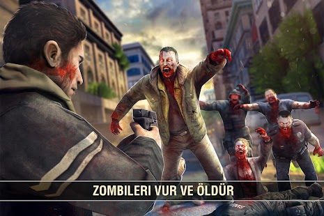 DEAD TRIGGER 2 - Zombi Hayatta Kalma Shooter FPS Screenshot