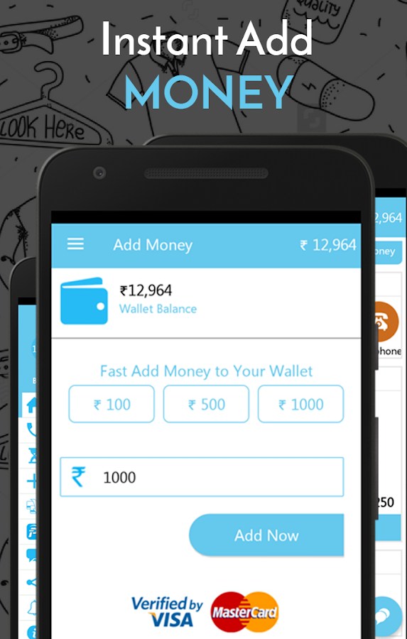 Recharge,Bill Payment  Wallet- screenshot