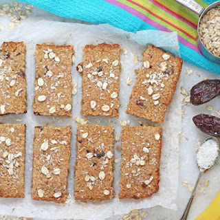 Sugar Free Flapjacks for Baby Led Weaning Recipe