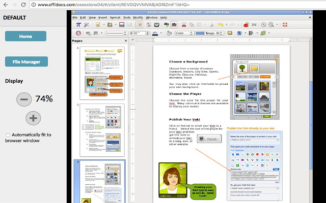 Pdf editor online chrome web store create and edit pdf files with pdf editor online ccuart Choice Image