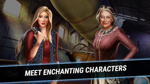 House Secrets The Beginning - Hidden Object Quest  captures d'écran 6