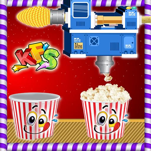 Popcorn Factory Chef Mania (game)