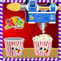 Popcorn Factory Chef Mania icon