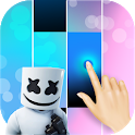 Marshmello : Piano Tiles DJ icon