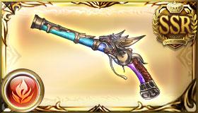 十天光輝の短銃