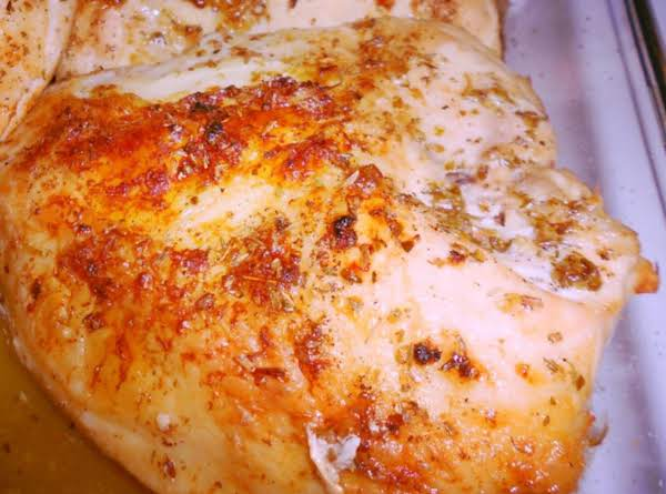 Lemon Oregano Chicken Recipe