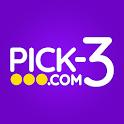 Pick 3 icon