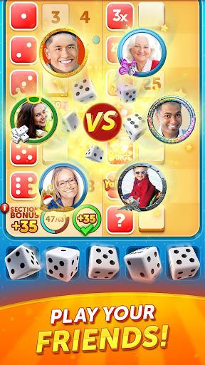 New YAHTZEEu00ae With Buddies Dice Game 5.4.0 screenshots 2
