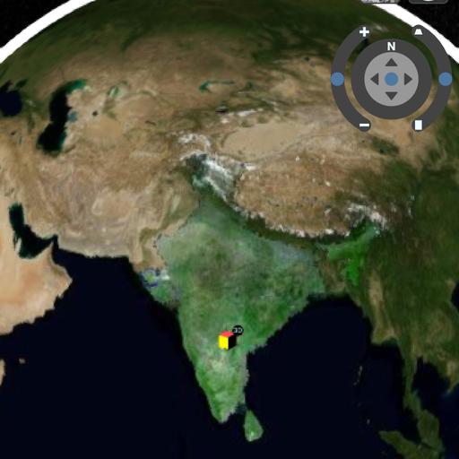 ISRO Bhuvan India