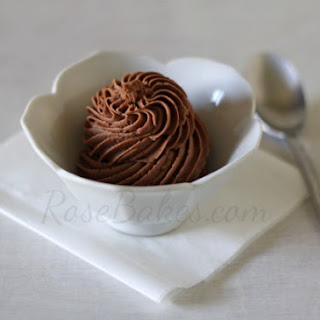 Brownie Batter Frosting