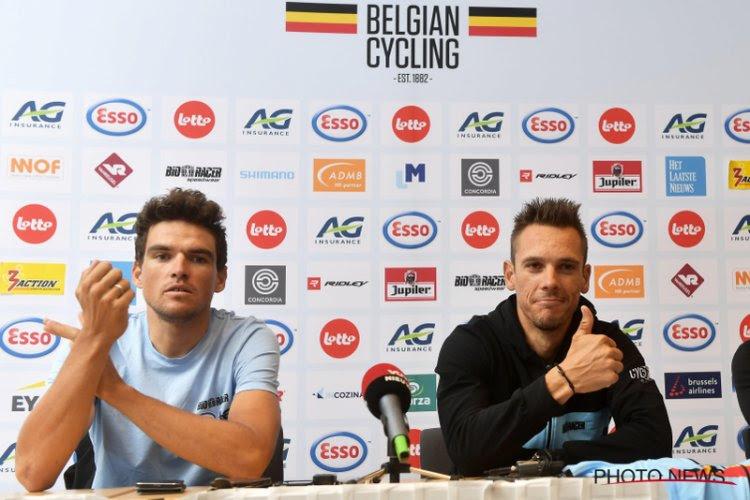 World Bicycle Day: onder meer Van Avermaet, Gilbert en Sagan zetten aan tot fietsen