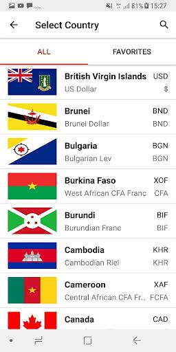 Money Unit Converter Screenshot 4