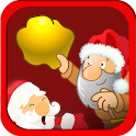 Gold miner: Santa and Reindeer icon