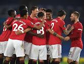 Blessure musculaire pour deux cadres de Manchester United
