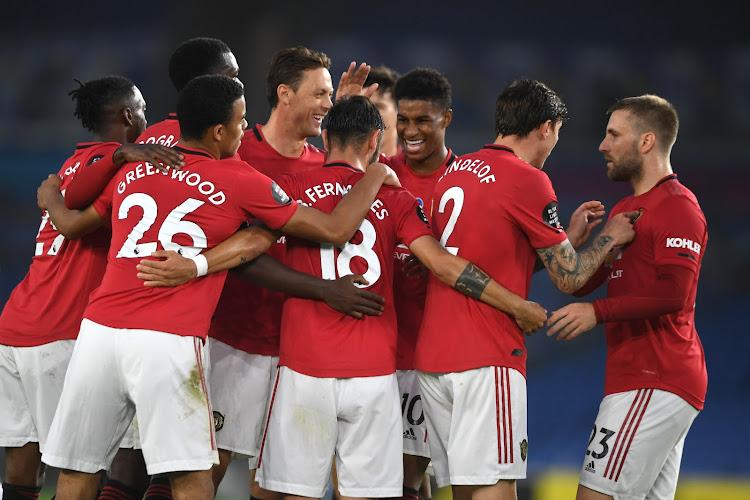 Premier League : Promenade de santé pour Manchester United du côté de Brighton