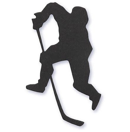 Etiketter - Hockeyspelare