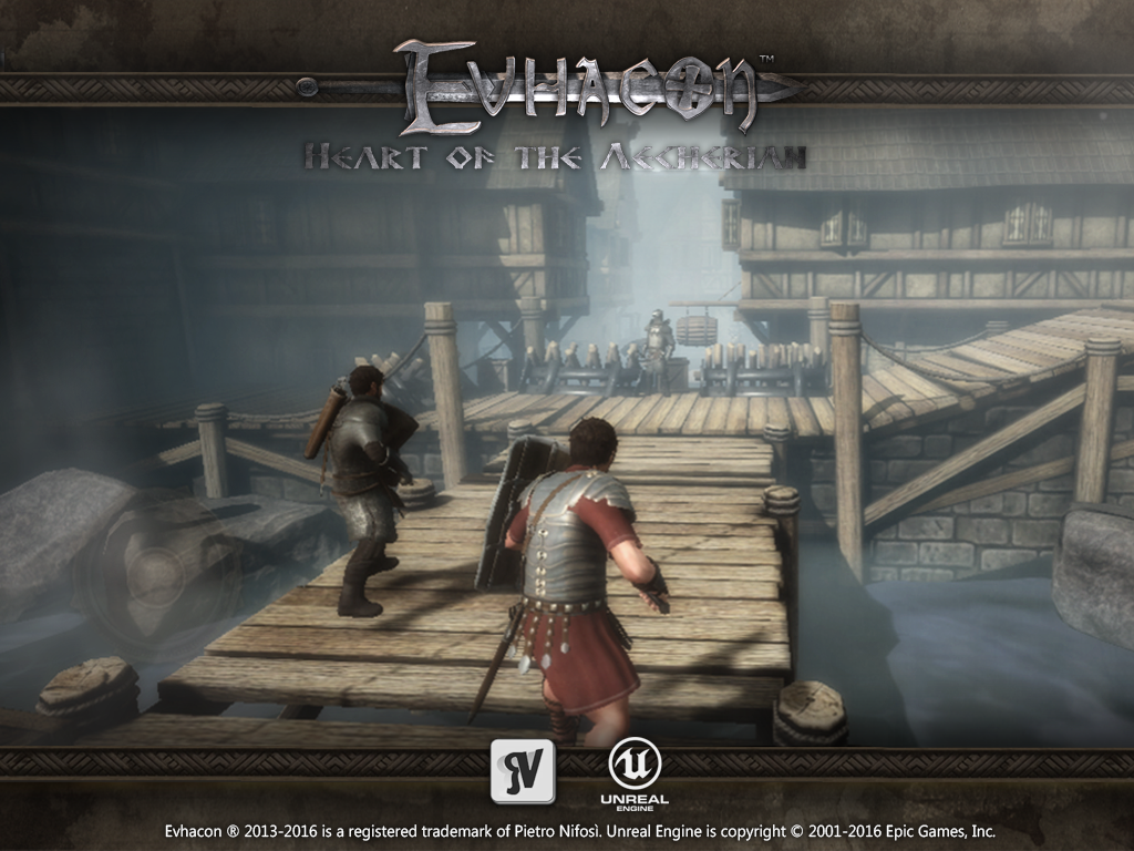 Evhacon 2 HD- screenshot