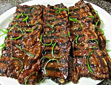 Sherri's Low Carb Kalbi