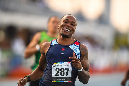 Simbine claims his 29th sub-10 100m at SA champs
