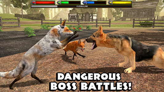 Ultimate Fox Simulator v1.1 (Mod)